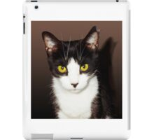 GiRLiE the WonderKat! iPad Case/Skin