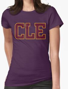 Cleveland CLE Shirt Game 6 Finals 2016 Womens Fitted T-Shirt