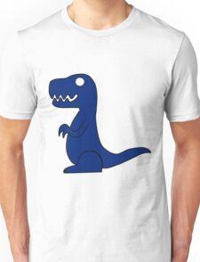 Dino Blue Unisex T-Shirt