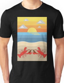 Lobster Cheers Unisex T-Shirt