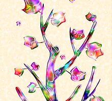 Rainbow Tree by Anastasiya Malakhova