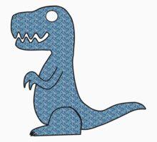 Dino Sapphire by VenArt