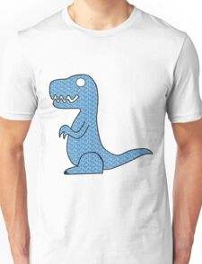 Dino Sapphire Unisex T-Shirt