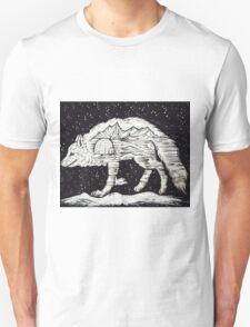 Polar fox Unisex T-Shirt