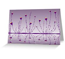 Soul Flowers Greeting Card