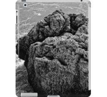 Rocks on the sea iPad Case/Skin