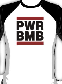 PWR BMB BLACK T-Shirt