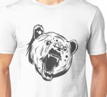 Bear (Textured or non textured) Unisex T-Shirt