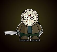 Mini Jason by Adam Miconi