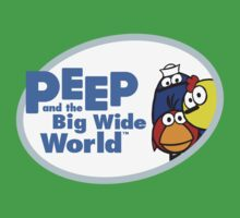 Peep In The Big Wide World Kids Clothes