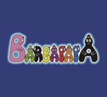 Barbapapa by chachi-mofo