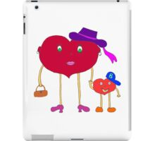 heart and son iPad Case/Skin