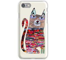 pepper the cat  iPhone Case/Skin