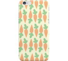 Cute Carrots iPhone Case/Skin