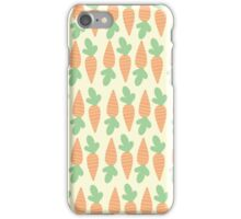 Cute Carrots iPhone Case/Skin