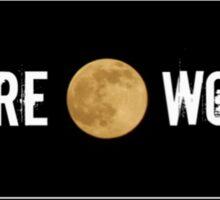 WereWolf Banner Sticker