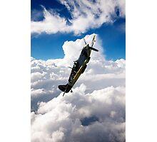 Spitfire Dance Photographic Print