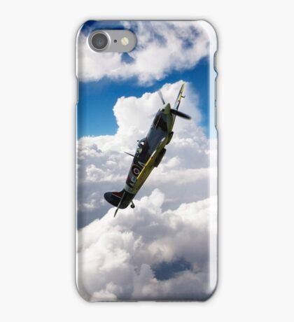Spitfire Dance iPhone Case/Skin