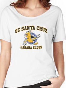 UCSC Banana Slugs Women's Relaxed Fit T-Shirt