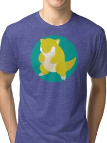 Sandshrew - Basic Tri-blend T-Shirt