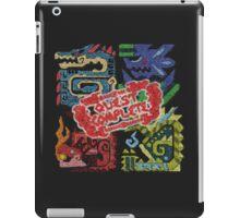 Monster Hunter iPad Case/Skin