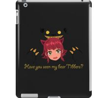 LoL - Have you seen my bear Tibbers? iPad Case/Skin