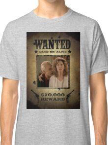Buffy Spike and Joyce Wanted Classic T-Shirt