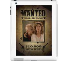 Buffy Spike and Joyce Wanted iPad Case/Skin
