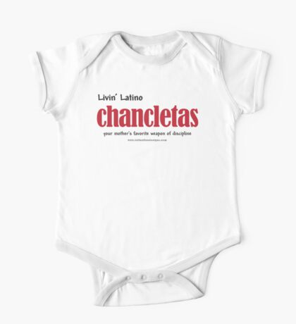 Chancletas One Piece - Short Sleeve