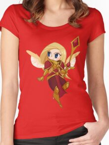 Kayle Women's Fitted Scoop T-Shirt