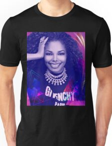 Beautiful Janet  Unisex T-Shirt