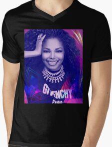 Beautiful Janet  Mens V-Neck T-Shirt