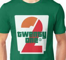 2 twenty-one B Unisex T-Shirt