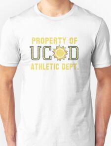 Property of UCSD Athletic Dept. Unisex T-Shirt