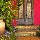 Barrio Entry by Linda Gregory