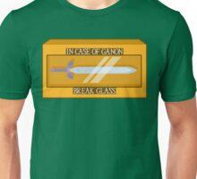 Zelda Glass Break Unisex T-Shirt