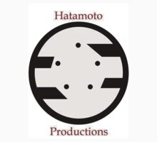 Hatamoto Productions and Visions (logo) by Kasigi03