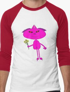 pinky Men's Baseball ¾ T-Shirt