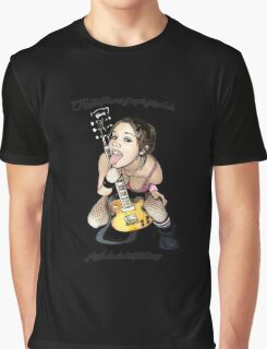 Lick  Graphic T-Shirt