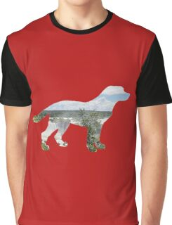 Sky Dog Graphic T-Shirt