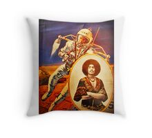 Whitey On The Moon Throw Pillow