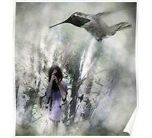 The Hummingbird Whisperer Poster