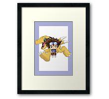 Chibi Tai Framed Print