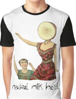Neutral milk hotel Graphic T-Shirt