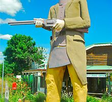 The Big Ned Kelly # 2 by peasticks