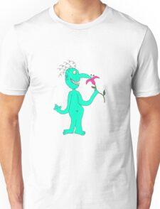 mr smile Unisex T-Shirt