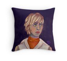 Heather Mason Throw Pillow