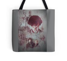 BBC Sherlock IPhone Case Tote Bag