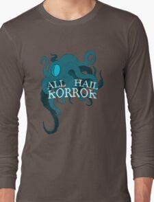 ALL HAIL Long Sleeve T-Shirt