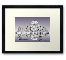 Mechanical Spirits Framed Print